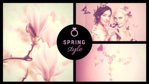 Spring jewellery style