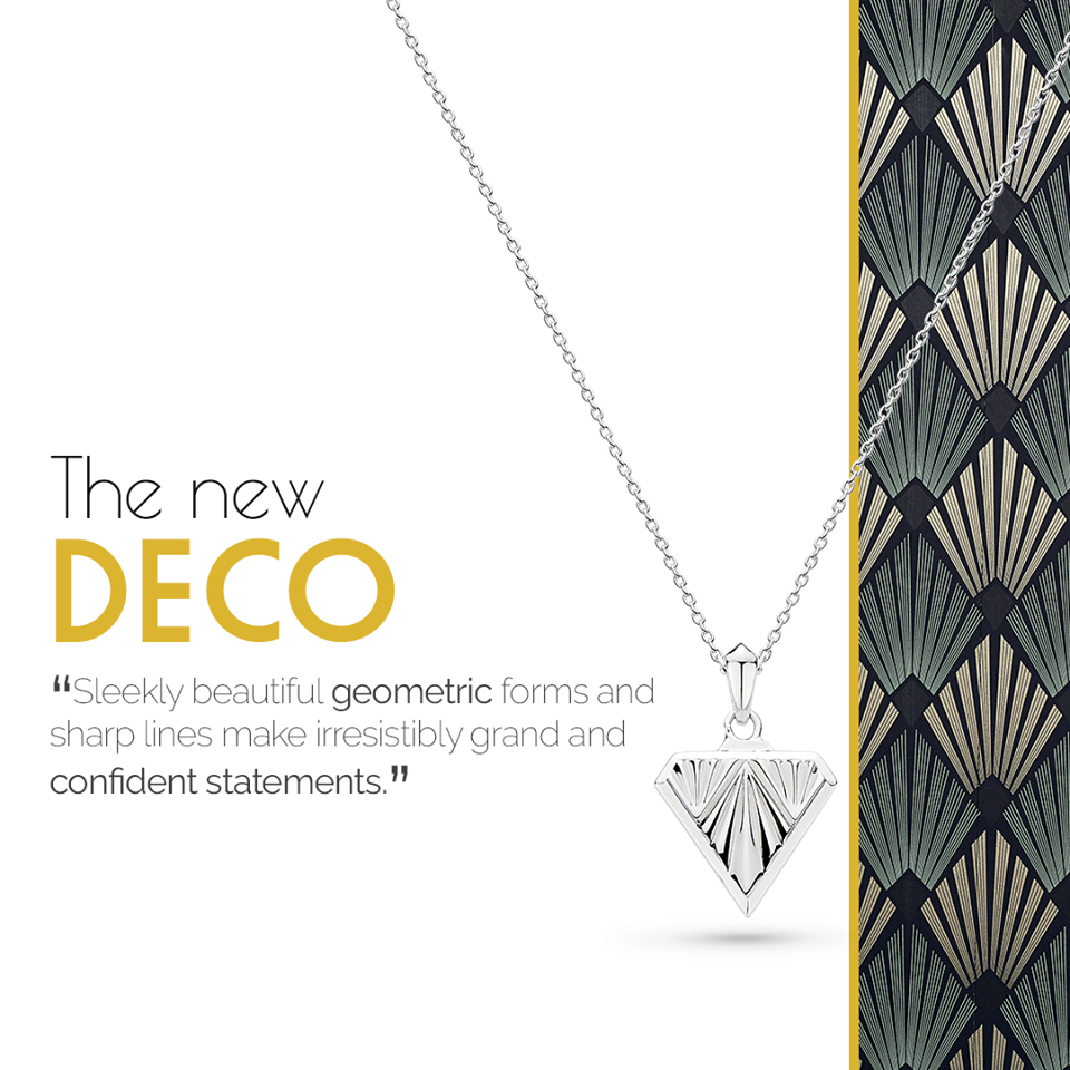 Kit Heath's Art Deco inspired collection