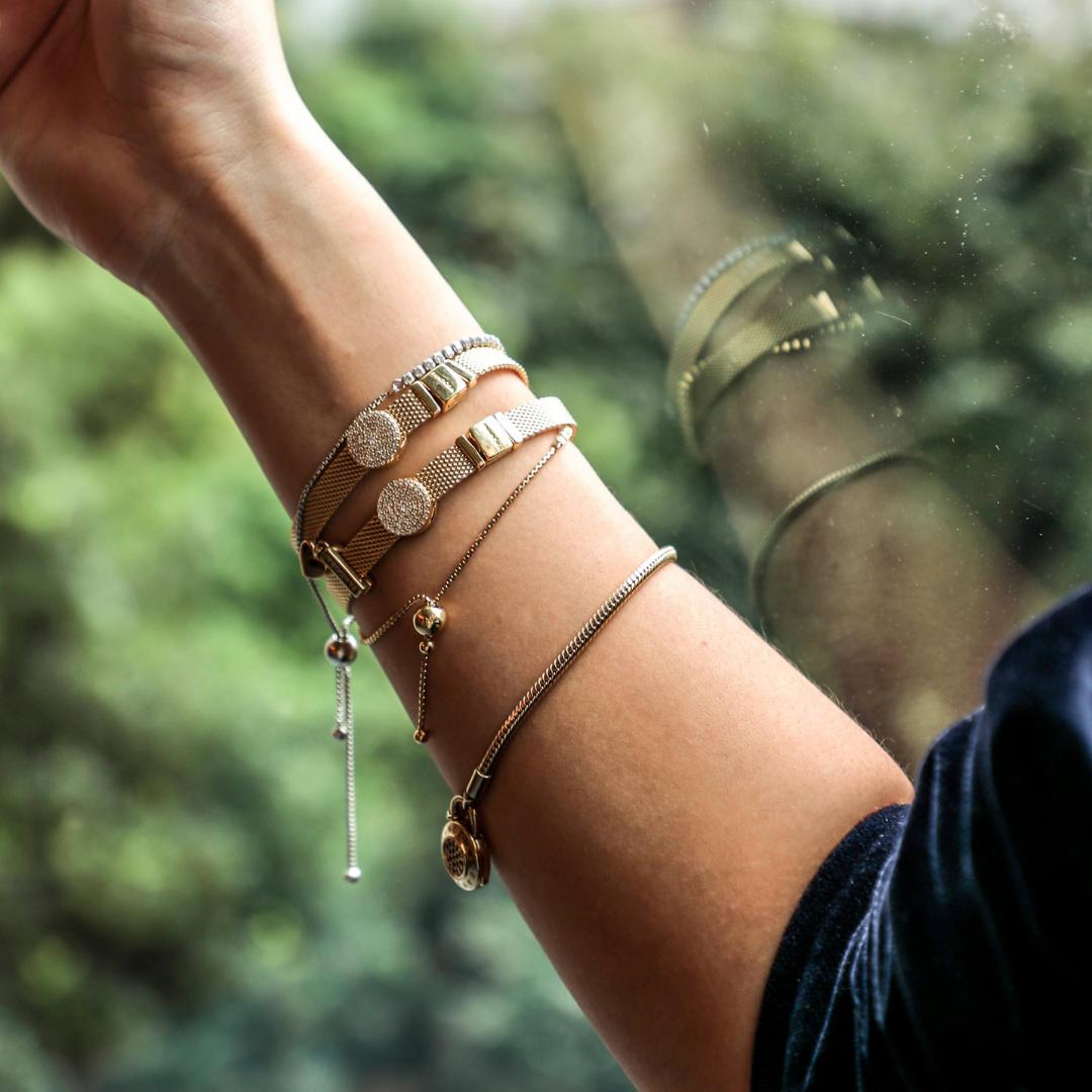 Pandora Bracelets Reflexions Moments Layered