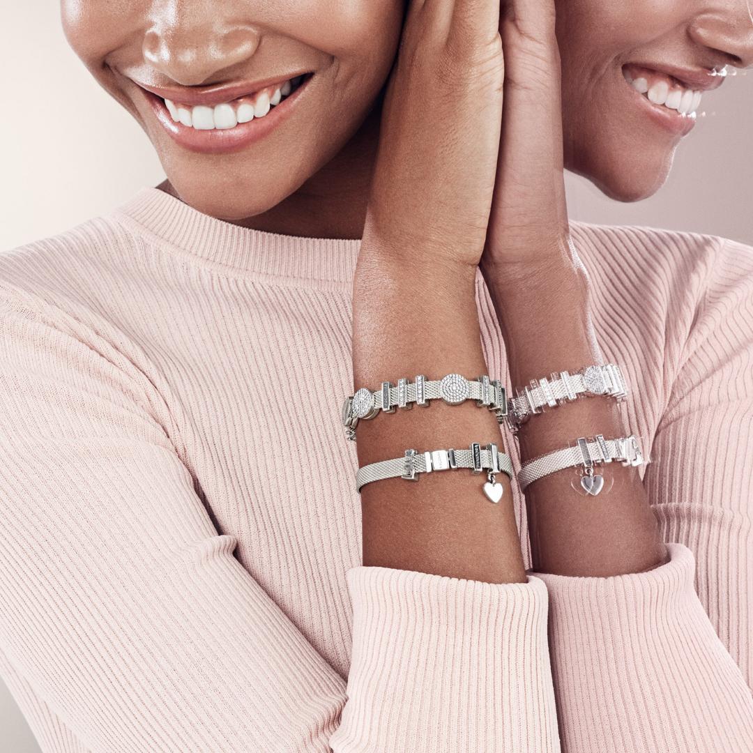 Pandora Silver Reflexions Bracelet