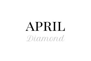 April birthstone and birthday gifts