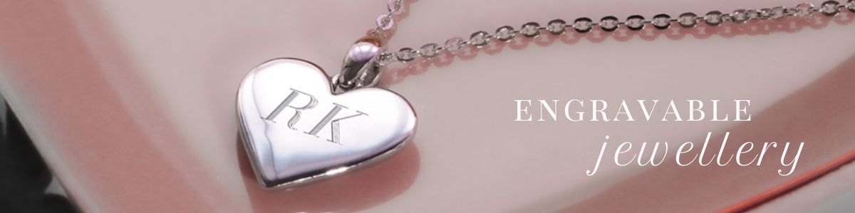 Engravable Jewellery