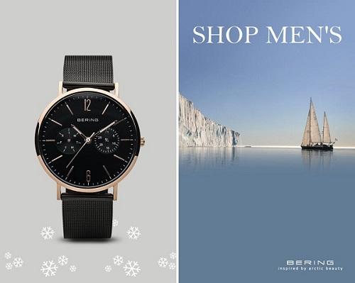 Men's Bering Watches