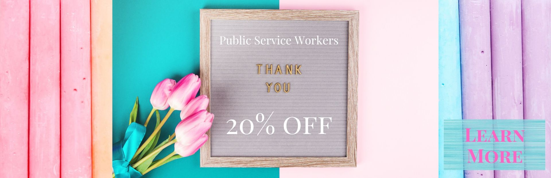 Public Service Discount