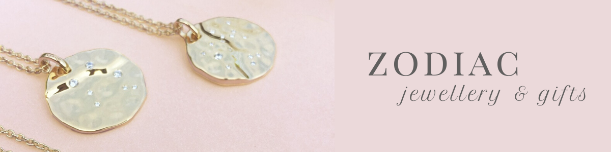 Zodiac jewellery gifts
