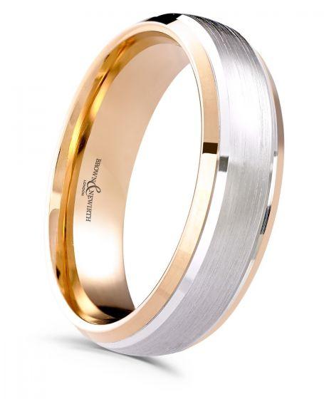Brown & Newirth 'Compliment' Wedding Band, For Him