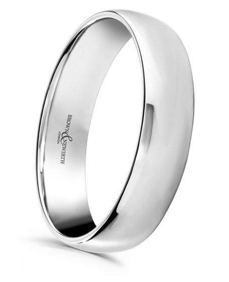 Brown & Newirth 'Timeless' Wedding Band, For Him
