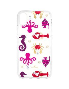 Swarovski Sea Life Smartphone Case with Integrated Bumper, iPhone® X/XS