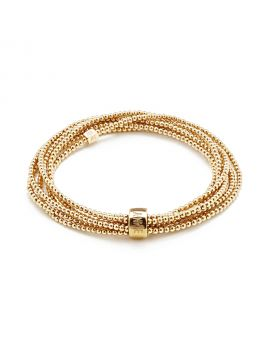 Annie Haak Lucki Gold Looped Bracelet