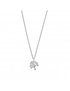 byBiehl Tree of Life Gold Necklace 3-2501-GP-45