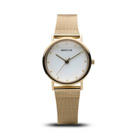 Bering Ladies Watch Classic Gold Polished  13426-334