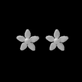 byBiehl Forget Me Not Silver Earrings 4-003-R