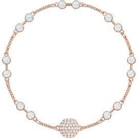 Swarovski Remix Collection Carrier, White, Rose Gold Plating 5435651, 5451032