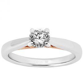 Clogau Compose Engagement Ring - New Beginning