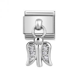 Nomination Classic Charm Stainless Steel and 925 Silver  331800_11