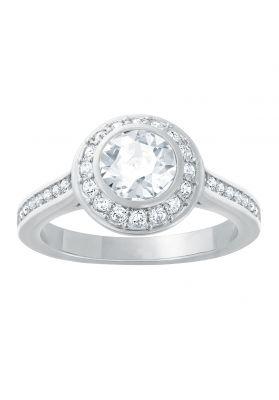 Swarovski Angelic Ring Rhodium