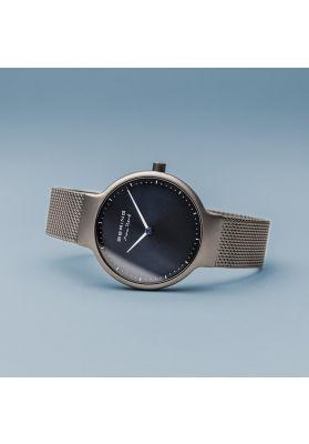 Bering Ladies Max Rene Brushed Grey Watch