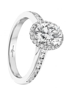 Brown & Newirth 'Astrid' Engagement Ring