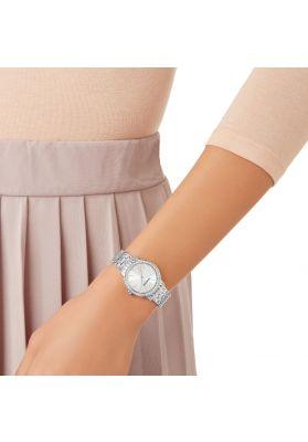 Swarovski Graceful Watch, Silver Tone