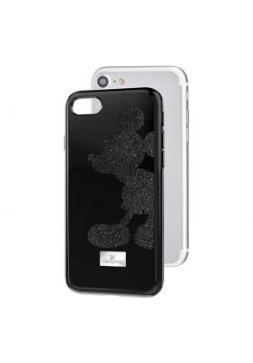 Swarovski Mickey Body Smartphone Case with integrated Bumper, iPhone® 8