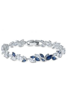 Swarovski Anniversary Louison Bracelet 2020 - White and Blue