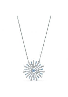 Swarovski Anniversary Sunshine Necklace 2020 - Blue and White