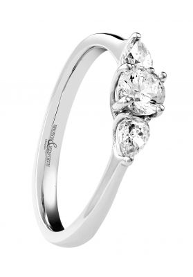 Brown & Newirth 'Love Note' Engagement Ring
