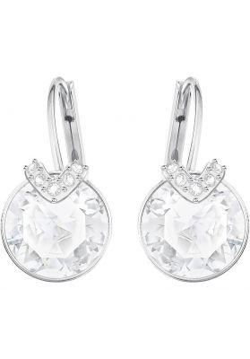 49a713a94 Swarovski Sparkling Dance Drop Earrings, Rhodium. £69.00.  Swarovski_Bella_V_Pierced_Earrings_Small_Rhodium  Swarovski_Bella_V_Pierced_Earrings_Small_Rhodium