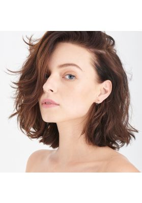 Ania Haie Orbit Front Hoop Earrings