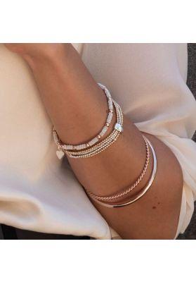 Annie Haak Frankie's Rose Gold Bracelet