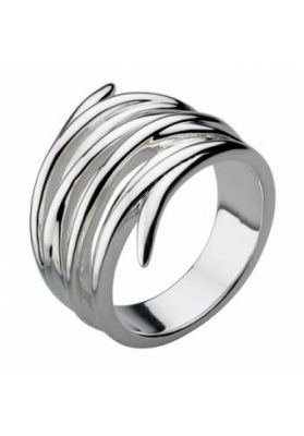 Kit Heath Twine Helix Wrap Ring