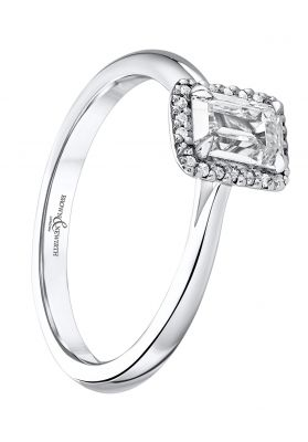 Brown & Newirth 'Portia' Engagement Ring, EN256E54