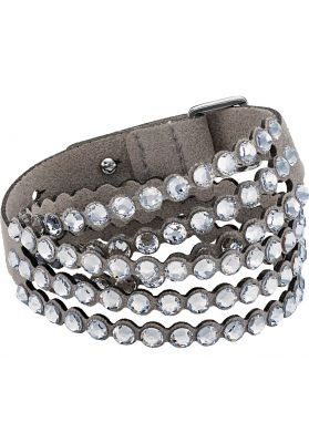 Swarovski Power Collection Slake Bracelet, White