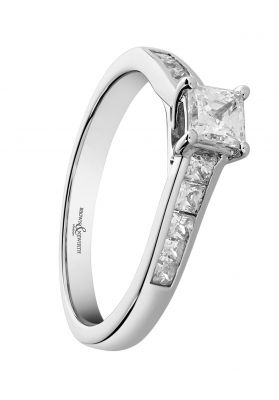 Brown & Newirth 'Splendour' Engagement Ring