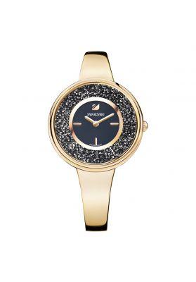 Swarovski_Crystalline_Pure_Watch_Metal_Rose_&_Black_5295334