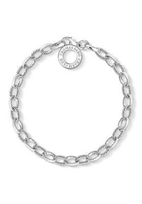 Thomas Sabo Silver Charm Bracelet X0230-001-12