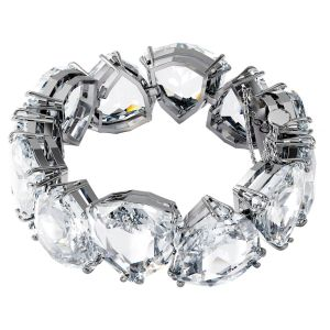 Swarovski Millenia Bracelet - White with Rhodium Plating 5599194