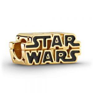 Pandora Star Wars Shining 3D Logo Charm - Limited Edition 769247C01