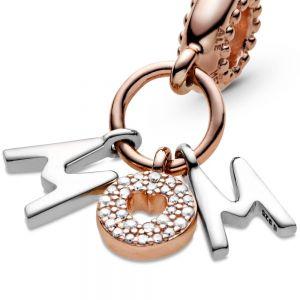 Pandora Mum Letters Dangle Charm 788828C01