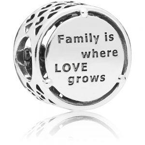 Pandora Openwork Family Roots Charm 797590