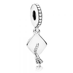 Pandora Graduation Cap Dangle Charm 791892