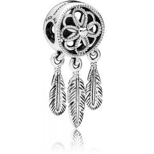 Pandora Spiritual Dreamcatcher Charm 797200