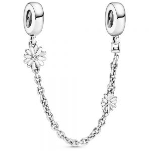 Pandora Daisy Flower Safety Chain Charm 798764c01-05