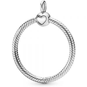 Pandora Moments Medium O Pendant 398256