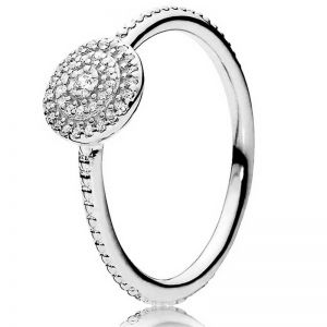 Pandora Elegant Sparkle Ring 190986CZ