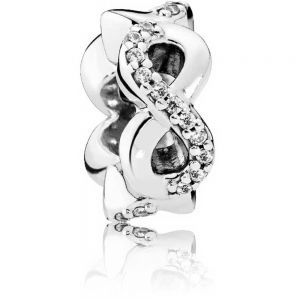 Pandora Sparkling Infinity Spacer Charm 792101CZ
