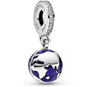 Pandora for UNICEF Blue Planet Dangle Charm 798774C01