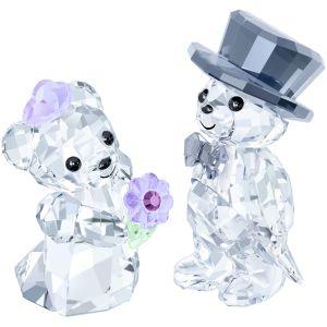 Swarovski Crystal Kris Bear 'You & I'