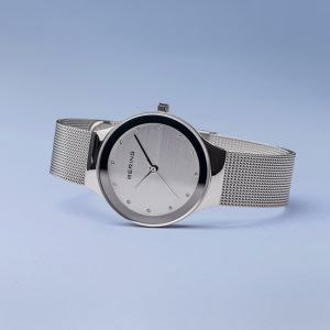 Bering Ladies Classic Watch Polished Silver 12934-000