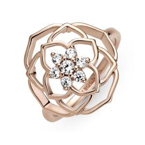 Pandora Rose Petals Statement Ring 189412C01